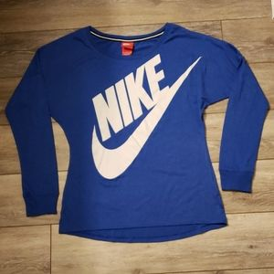 Womens Nike Longsleeve Shirt Sz S